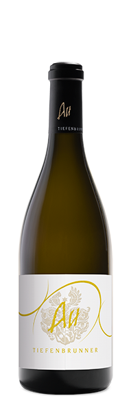 AU Chardonnay Riserva selection Vigna white wine South Tyrol DOC single vineyard winery Tiefenbrunner