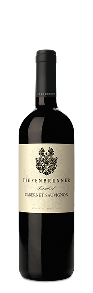 Cabernet Sauvignon TURMHOF red wine South Tyrol DOC winery Tiefenbrunner